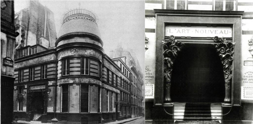 over Olga Harmsen en Maison l'Art Nouveau