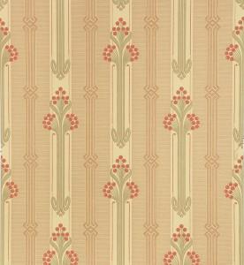 Art Nouveau Interieur Advies - Art Nouveau behang