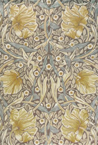 Pimpernel Bullrush rug Morris&Co.