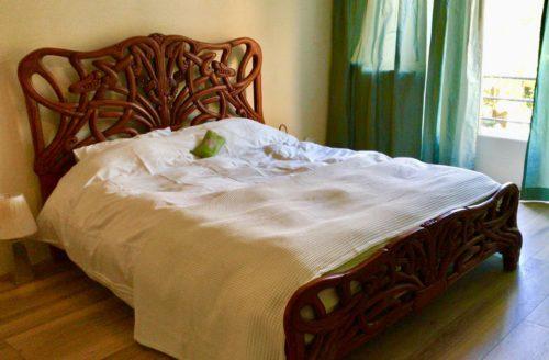 Art Nouveau Bed Chéri