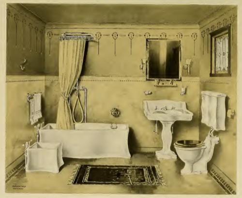 Art Nouveau Sanitair 1911