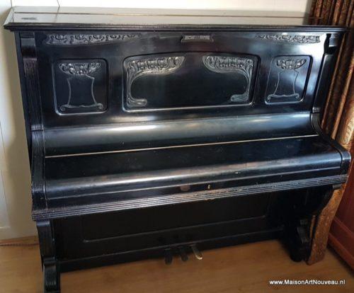 Art_Nouveau_Piano_for_Sale