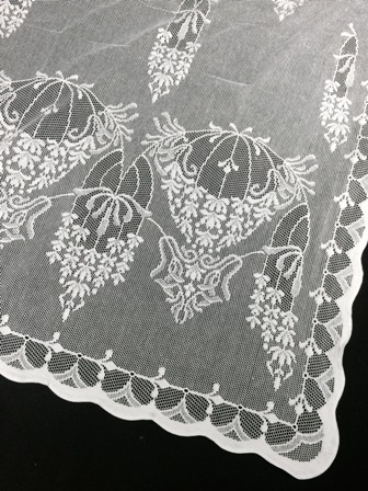 Diana Lace Panel Wisteria