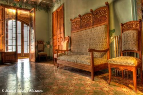 art nouveau gordijn en meubelstoffen institut_pere_mata_manuel_snchez_blzquez _2011