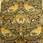 MILONGA DFB1 1-2103 William Morris velvets