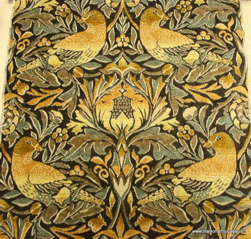 MILONGA DFB1 1-2103 William Morris velvets