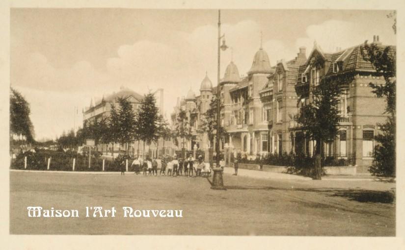 Maison l'Art Nouveau - Specialist in Art Nouveau Interieur & Architectuur
