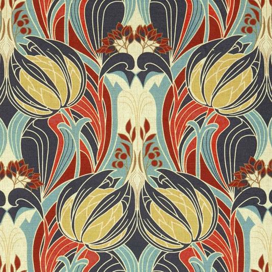 Maison_Art_Nouveau_meubelstoffen-072