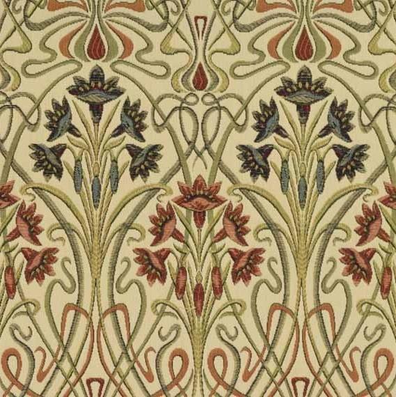 Maison Art Nouveau heeft ook meubelstoffen voor Schuitema banken