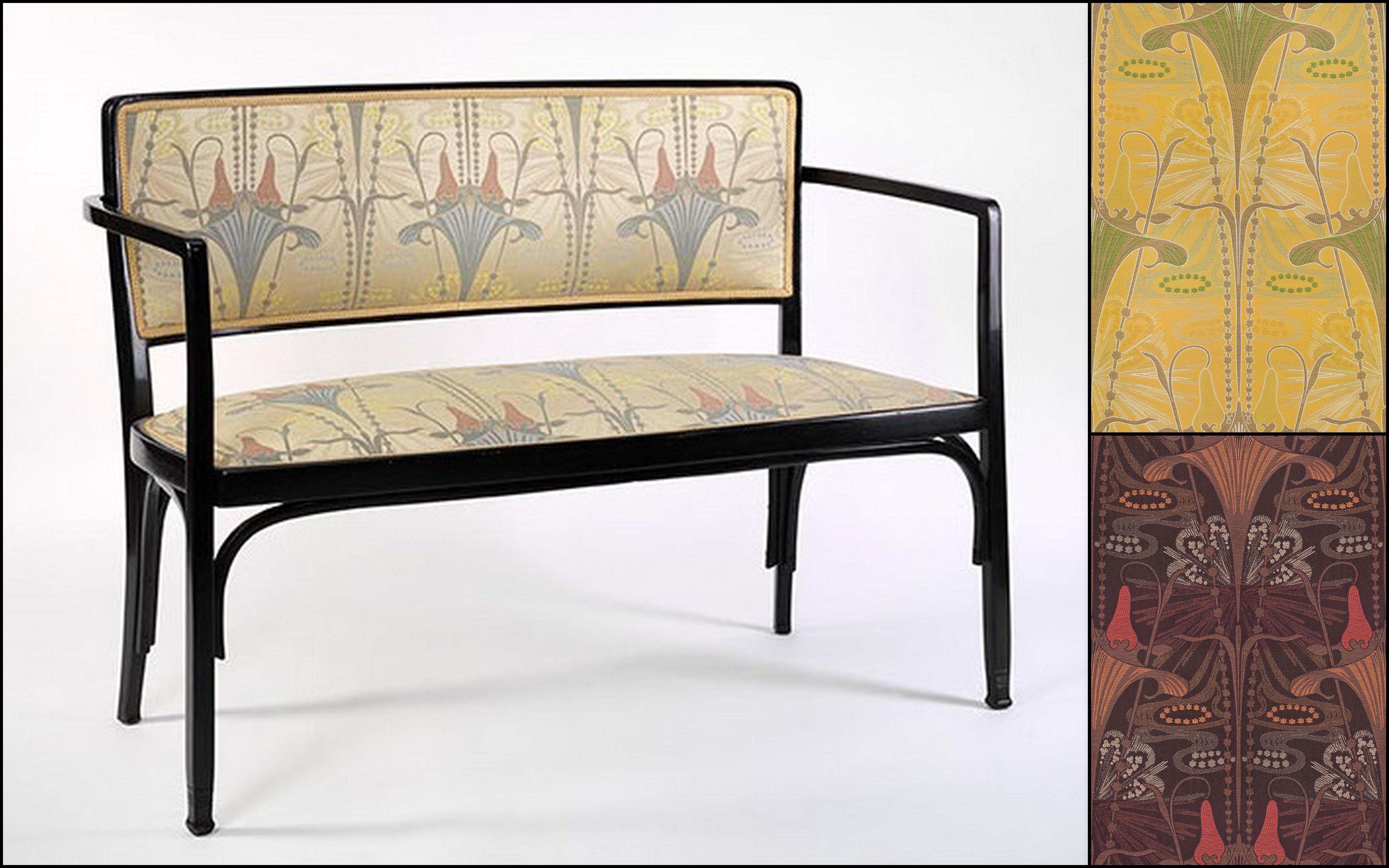 Maison art nouveau meubelstoffen maison l 39 art nouveau - Maison de l art nouveau ...