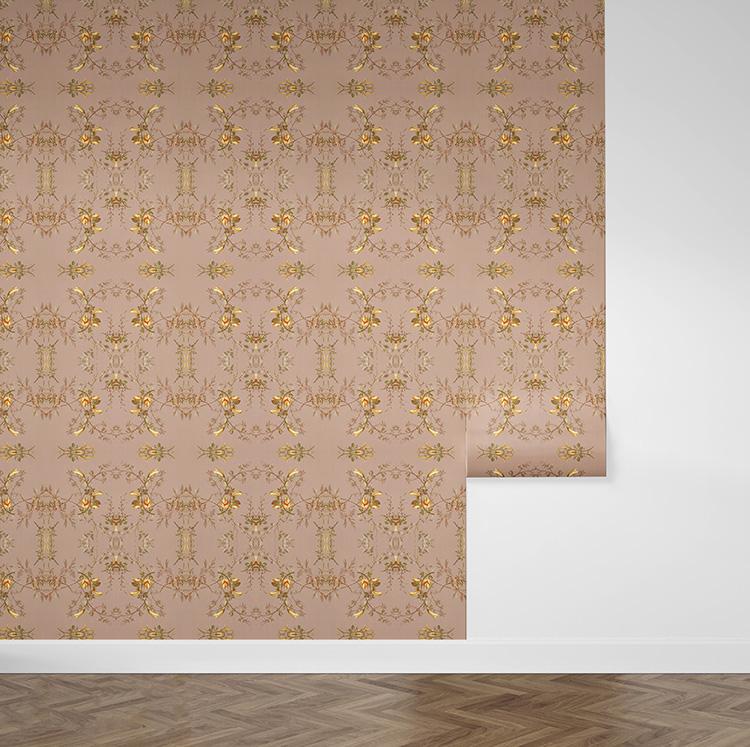P374 Nanine wallpaper