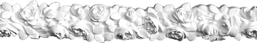 Gips Ornament Perklijst-L40