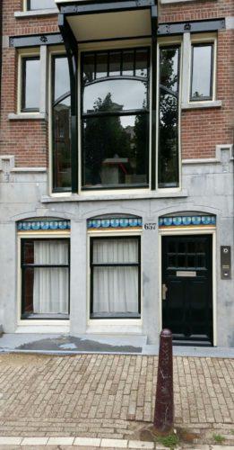 Restauratieproject Amsterdam