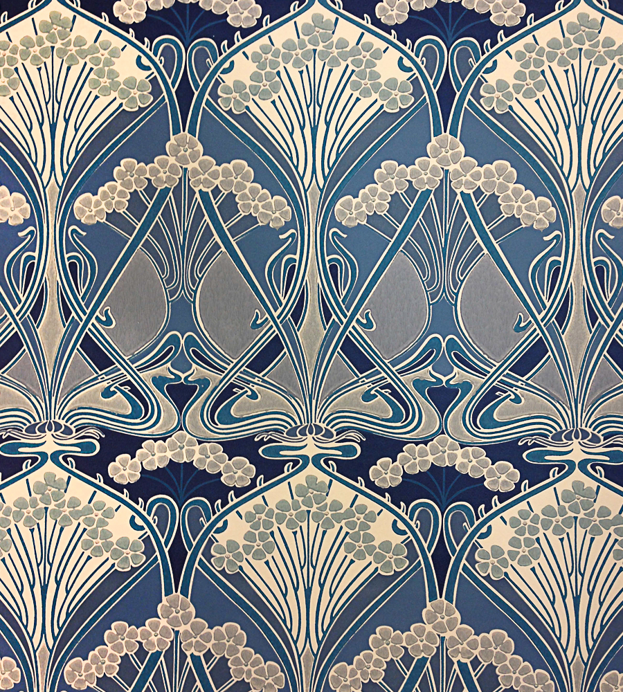 bij ons vindt u de grootste collectie art nouveau behang ter wereld. Black Bedroom Furniture Sets. Home Design Ideas