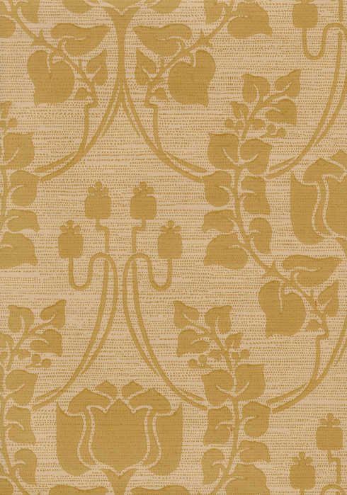 het mooiste Art Nouveau behang ter wereld uit Finland