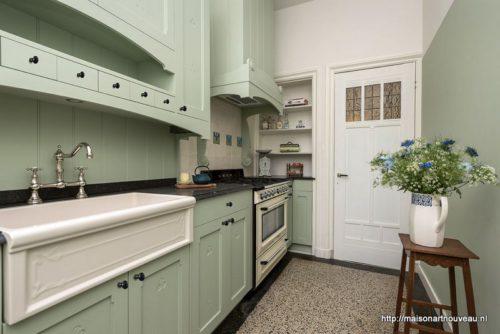 Betere Art Nouveau Keuken - Maison l'Art Nouveau FR-81