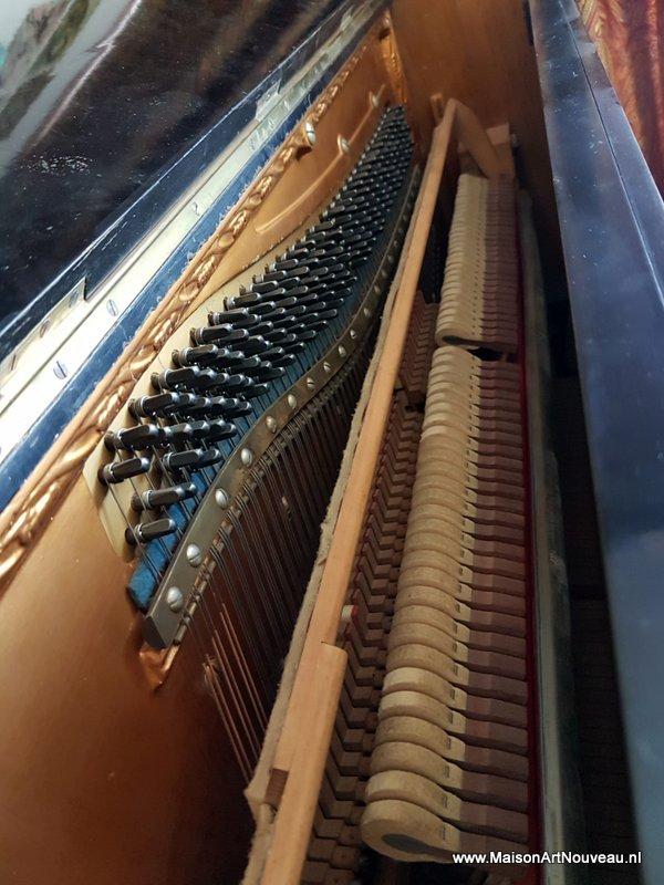Te Koop: Art Nouveau Piano