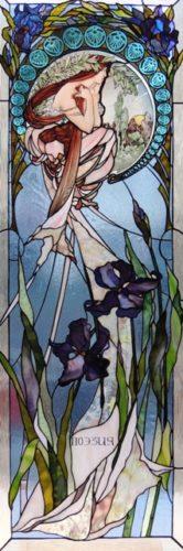 Heleen van der Spek Glas-in-lood