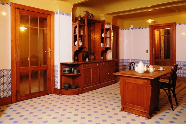 Keuken Victor Horta